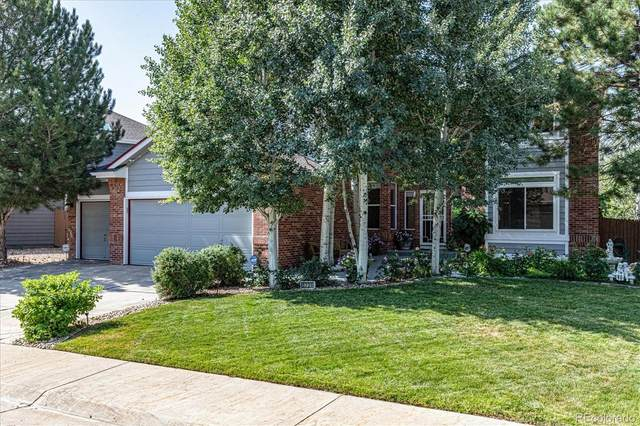 5731 S Yampa Street, Centennial, CO 80015 (#4747636) :: THE SIMPLE LIFE, Brokered by eXp Realty