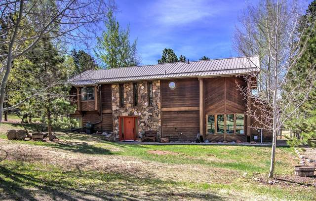 320 Morning Sun Drive, Woodland Park, CO 80863 (#4747861) :: Colorado Home Finder Realty