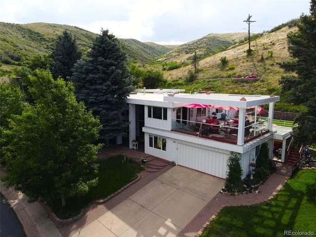 1141 S Foothill Drive, Lakewood, CO 80228 (#4748082) :: James Crocker Team