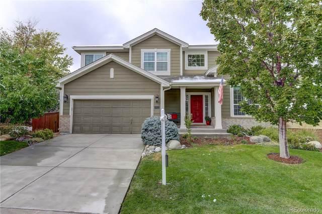 9925 Keenan Street, Highlands Ranch, CO 80130 (MLS #4748133) :: Keller Williams Realty