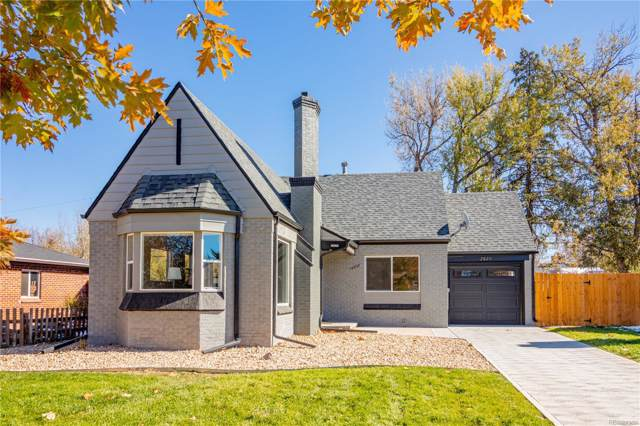 2820 Kearney Street, Denver, CO 80207 (MLS #4748365) :: 8z Real Estate
