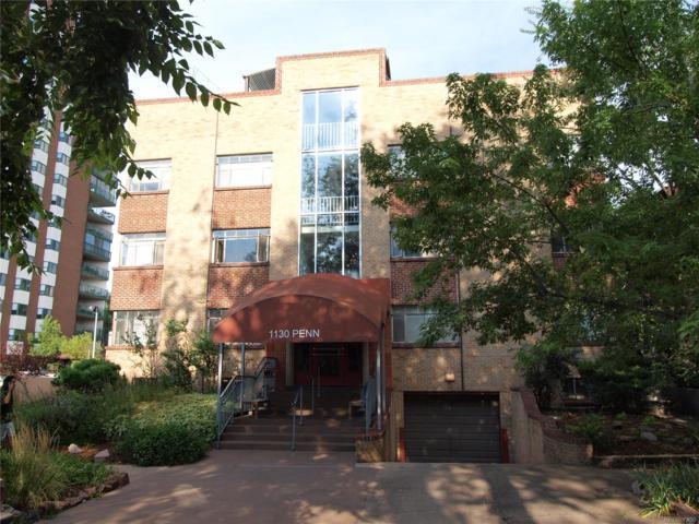 1130 N Pennsylvania Street #103, Denver, CO 80203 (MLS #4748608) :: 8z Real Estate