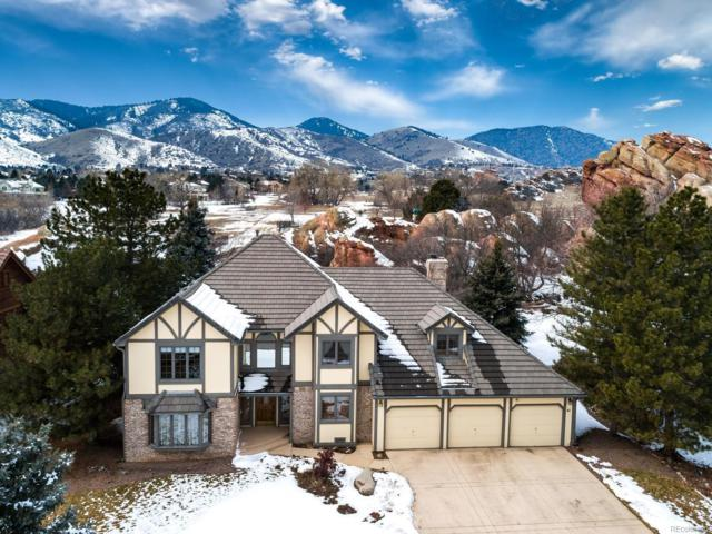 61 N Ranch Road, Littleton, CO 80127 (#4749023) :: The Heyl Group at Keller Williams