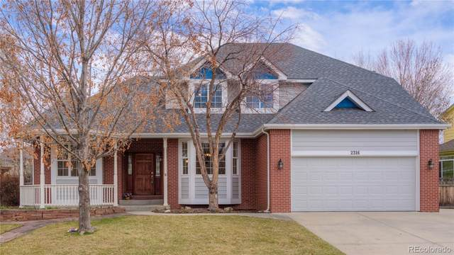 2316 Bluebird Drive, Longmont, CO 80504 (MLS #4749686) :: Re/Max Alliance