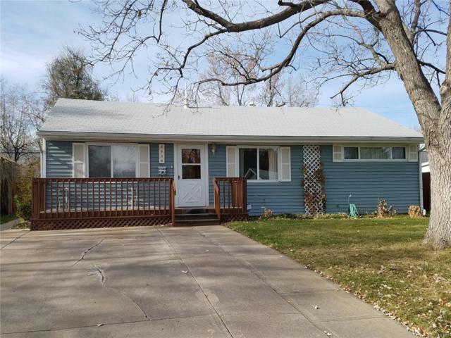 2535 S Hooker Street, Denver, CO 80219 (MLS #4749699) :: 8z Real Estate