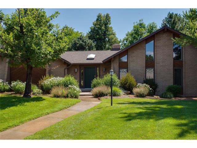 3980 S Hudson Way, Cherry Hills Village, CO 80113 (MLS #4749926) :: 8z Real Estate