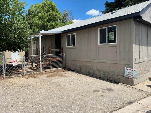 2550 W 96th Avenue, Federal Heights, CO 80260 (#4749963) :: The Artisan Group at Keller Williams Premier Realty