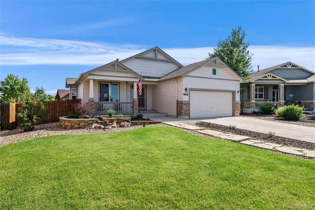 6363 Confederate Ridge Drive, Colorado Springs, CO 80923 (#4750077) :: Peak Properties Group