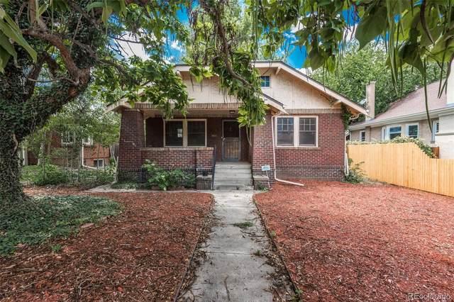 1235 S University Boulevard, Denver, CO 80210 (#4750394) :: Mile High Luxury Real Estate