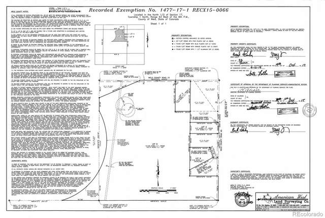 0 County Road 10, Keenesburg, CO 80643 (MLS #4750473) :: 8z Real Estate