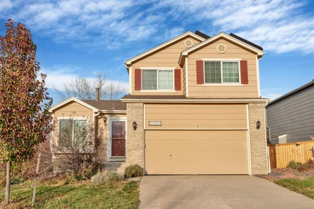 9650 Newcastle Drive, Highlands Ranch, CO 80130 (#4750700) :: The HomeSmiths Team - Keller Williams