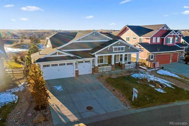 42439 Indian Wells Circle, Elizabeth, CO 80107 (#4751360) :: Berkshire Hathaway HomeServices Innovative Real Estate