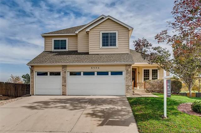 6556 Torrey Court, Arvada, CO 80007 (#4751743) :: My Home Team