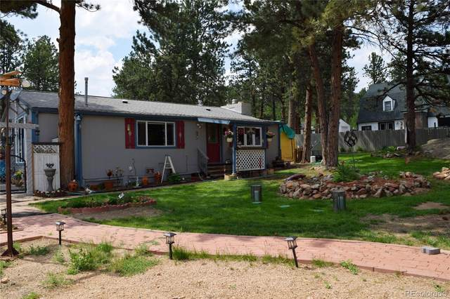 45 Gray Street, Bailey, CO 80421 (MLS #4751917) :: 8z Real Estate