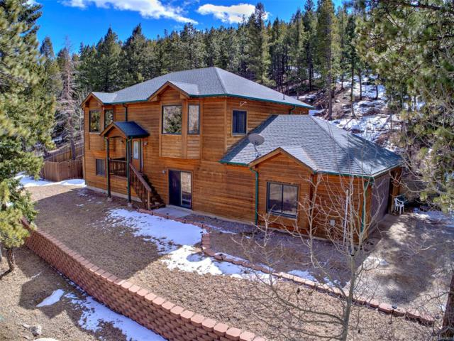 132 N Fork Road, Shawnee, CO 80475 (MLS #4751969) :: 8z Real Estate