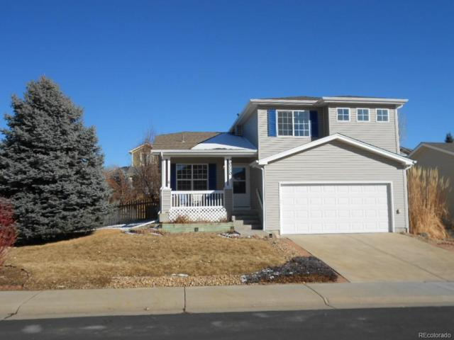 10770 Mount Bross Way, Parker, CO 80138 (#4751995) :: HomePopper