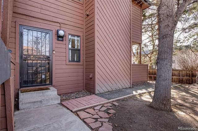 540 S Forest Street #104, Denver, CO 80246 (MLS #4752111) :: Wheelhouse Realty