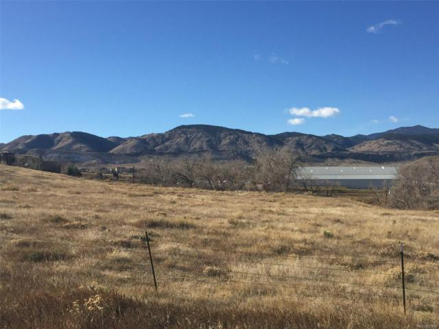 W 58 Court, Golden, CO 80403 (#4752431) :: 5281 Exclusive Homes Realty