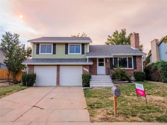 923 S Ouray Street, Aurora, CO 80017 (#4752532) :: My Home Team