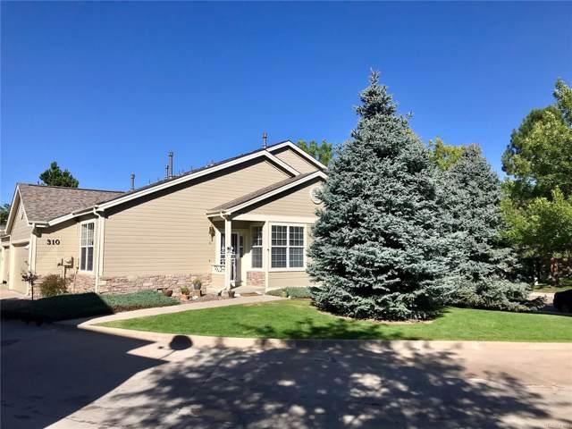 310 W Jamison Circle #6, Littleton, CO 80120 (#4752557) :: Mile High Luxury Real Estate
