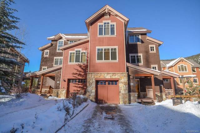 136 Tip Top Trail #6545, Dillon, CO 80435 (#4752689) :: Berkshire Hathaway Elevated Living Real Estate