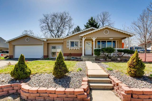 10876 Larson Drive, Northglenn, CO 80233 (#4752919) :: The Griffith Home Team