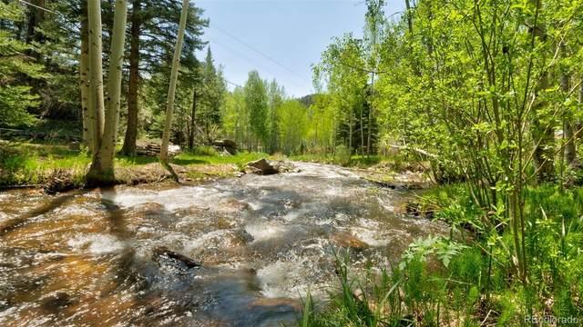 14482 S Elk Creek Road, Pine, CO 80470 (#4752922) :: The DeGrood Team