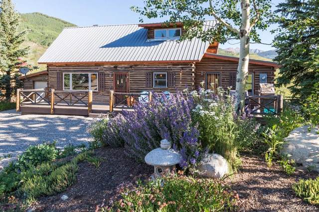 59 Paradise Road, Mt Crested Butte, CO 81225 (MLS #4753064) :: Neuhaus Real Estate, Inc.