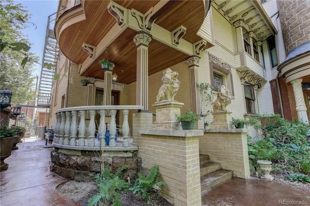 1022 Pearl Street #101, Denver, CO 80203 (#4753069) :: Bring Home Denver with Keller Williams Downtown Realty LLC
