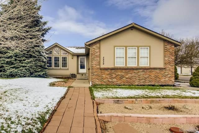 5859 S Riviera Court, Centennial, CO 80015 (MLS #4753173) :: 8z Real Estate