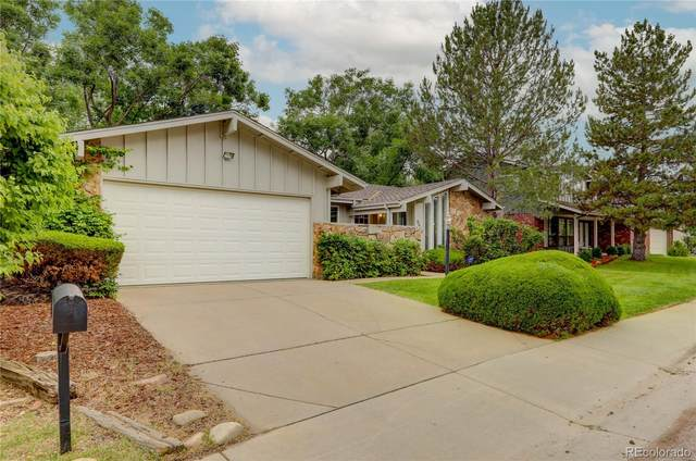 6944 E Heritage Place N, Centennial, CO 80111 (#4753240) :: The DeGrood Team