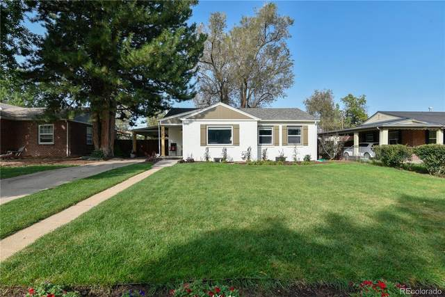 2925 Locust Street, Denver, CO 80207 (#4753256) :: Mile High Luxury Real Estate
