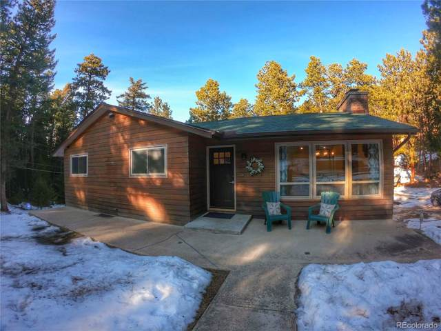 30345 Lone Spruce Road, Evergreen, CO 80439 (#4753624) :: The DeGrood Team