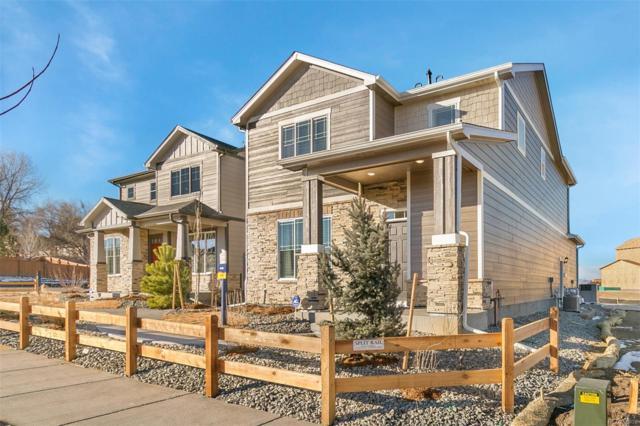 11664 Parksouth Lane, Parker, CO 80138 (#4753720) :: Ben Kinney Real Estate Team