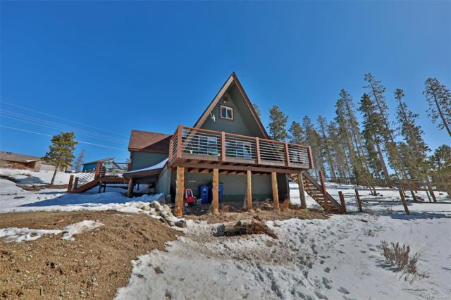 318 County Road 874, Tabernash, CO 80478 (#4753759) :: Structure CO Group