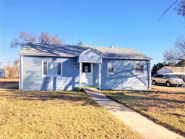 410 J Avenue, Limon, CO 80828 (#4753868) :: House Hunters Colorado