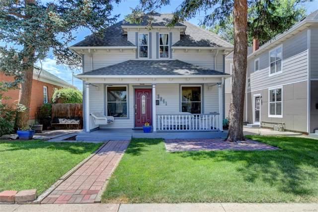 3841 Zenobia Street, Denver, CO 80212 (#4754325) :: Arnie Stein Team | RE/MAX Masters Millennium