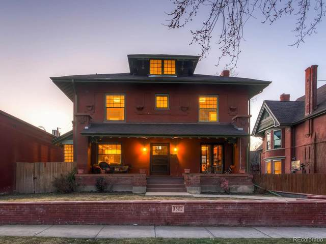 1521 Steele Street, Denver, CO 80206 (#4754332) :: Venterra Real Estate LLC