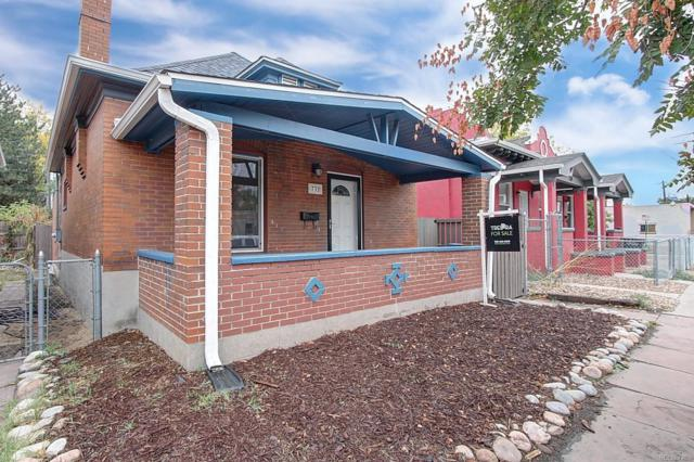 732 W 9th Avenue, Denver, CO 80204 (#4754454) :: Sellstate Realty Pros