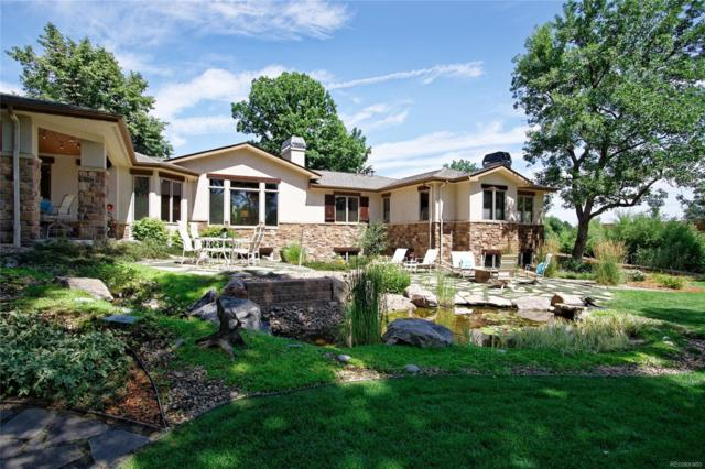 5390 Bison Trail, Bow Mar, CO 80123 (MLS #4755073) :: 8z Real Estate