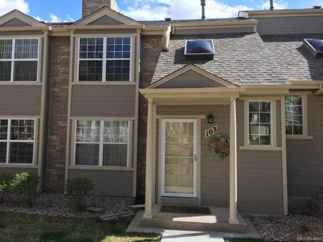 11141 W 17th Avenue #103, Lakewood, CO 80215 (#4755231) :: The Peak Properties Group