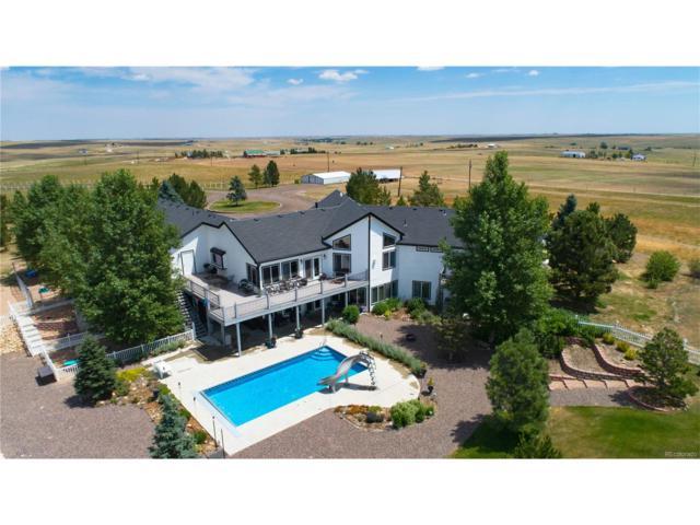 9784 Sun Country Drive, Elizabeth, CO 80107 (MLS #4755256) :: 8z Real Estate