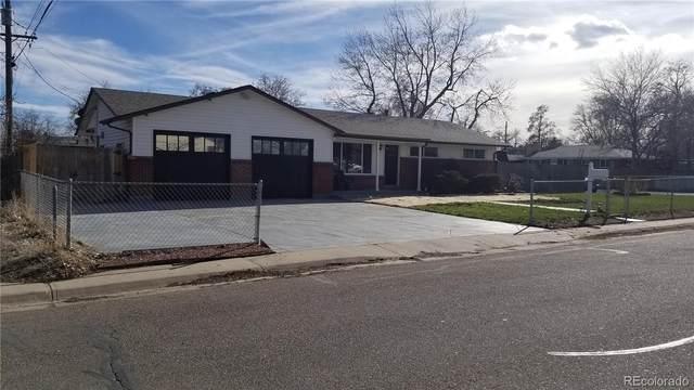 5280 W Iowa Avenue, Lakewood, CO 80232 (MLS #4755290) :: 8z Real Estate