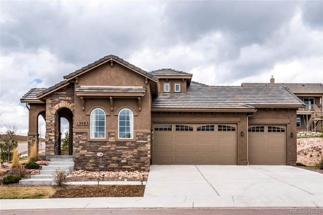 13083 Duckhorn Court, Colorado Springs, CO 80921 (#4755313) :: Bring Home Denver with Keller Williams Downtown Realty LLC