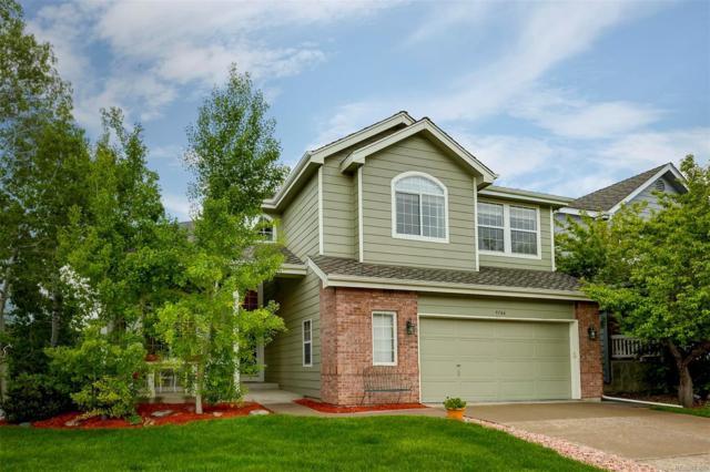 5766 S Garland Way, Littleton, CO 80123 (MLS #4755724) :: 8z Real Estate