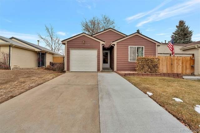 5623 W 76th Drive, Arvada, CO 80003 (#4756114) :: The Dixon Group