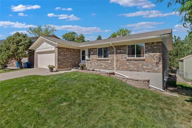 12057 W Jewell Drive, Lakewood, CO 80228 (#4756471) :: Kimberly Austin Properties