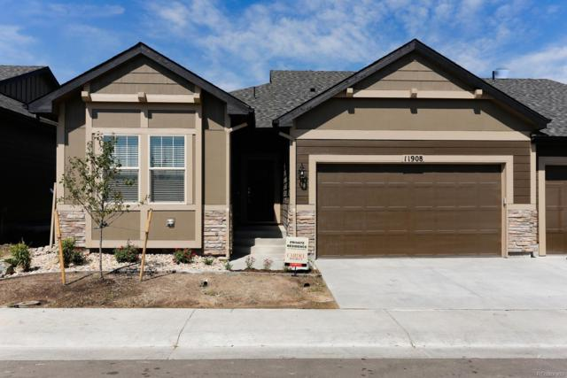 11908 Barrentine Loop, Parker, CO 80138 (#4756574) :: The Pete Cook Home Group