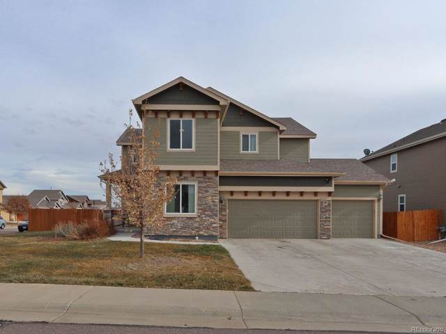 13624 Saddle Drive, Mead, CO 80542 (MLS #4756593) :: Kittle Real Estate
