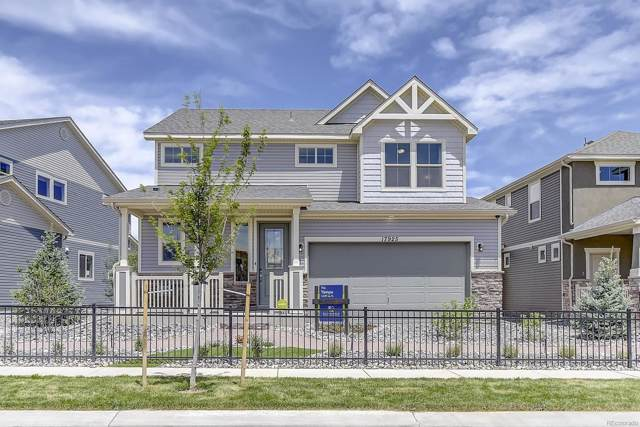 17925 E 107th Place, Commerce City, CO 80022 (#4756856) :: The Peak Properties Group